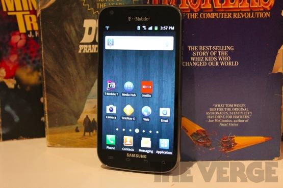 T-Mobile Galaxy S II (Performance 1)