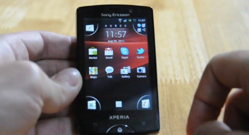 Sony Ericsson Xperia Mini Pro review