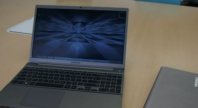 Samsung Series 7 laptop hands-on