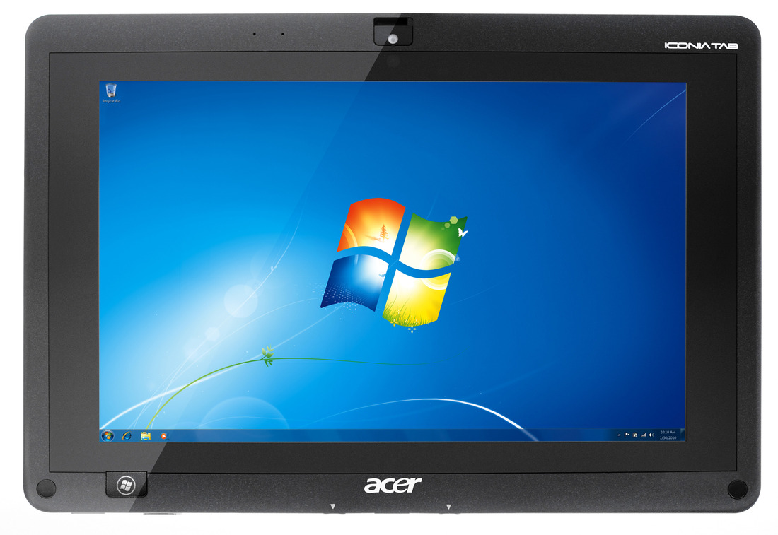 Acer Iconia W500 full res tablet