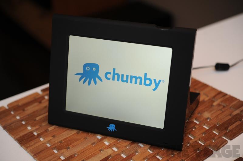 Chumby 8