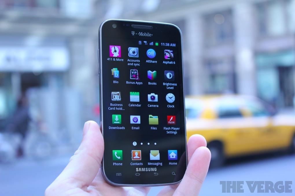 T-Mobile Galaxy S II (Hero 2)