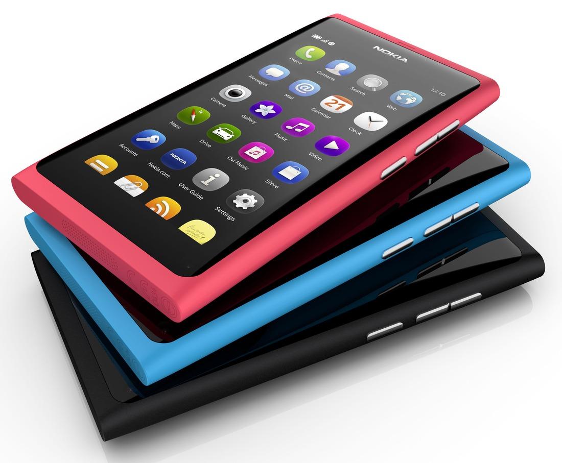 Nokia N9 group