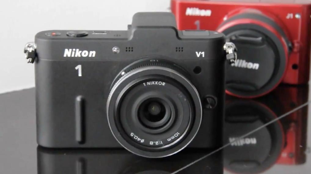 Nikon V1 hands-on preview