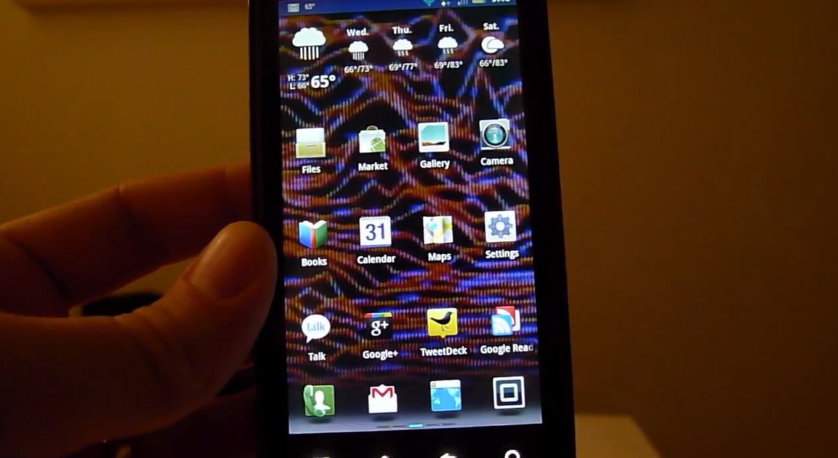 Droid Bionic review