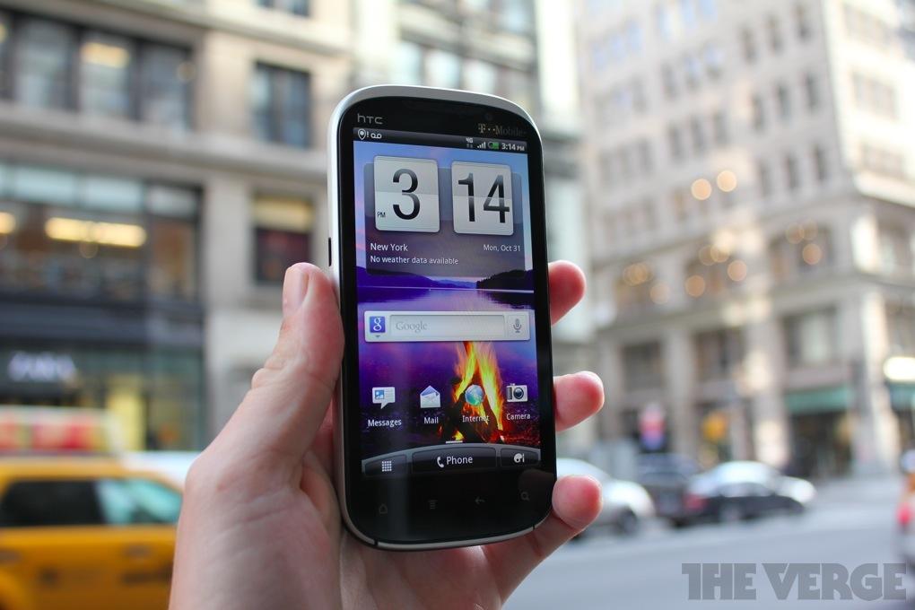 HTC Amaze 4G Hero