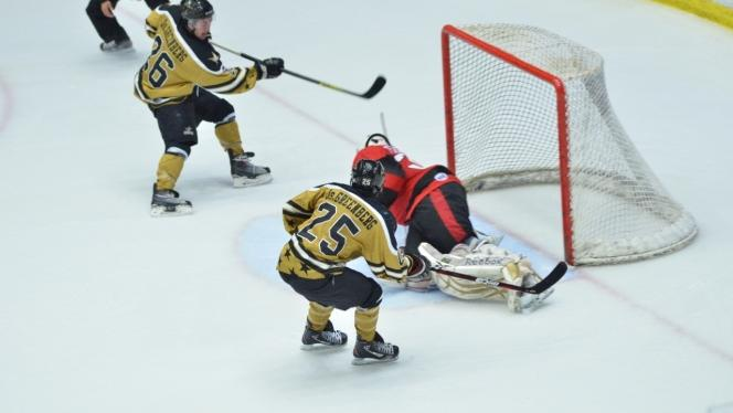 The Greenberg Brothers Polish Off the Prettiest Goal of the Weekend