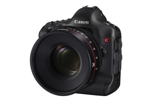 Canon EOS Movies SLR concept
