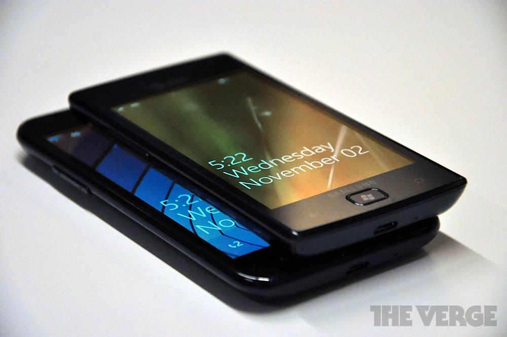 Samsung Focus Flash and Focus S