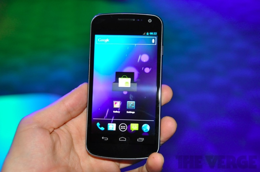 Galaxy Nexus Hands-On