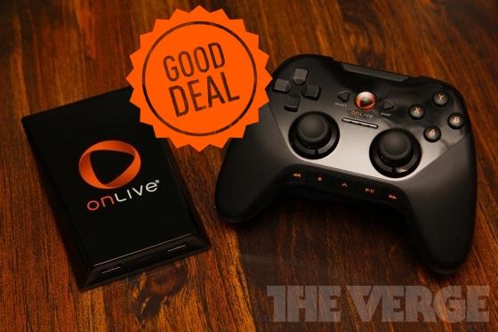 OnLive Good Deal November
