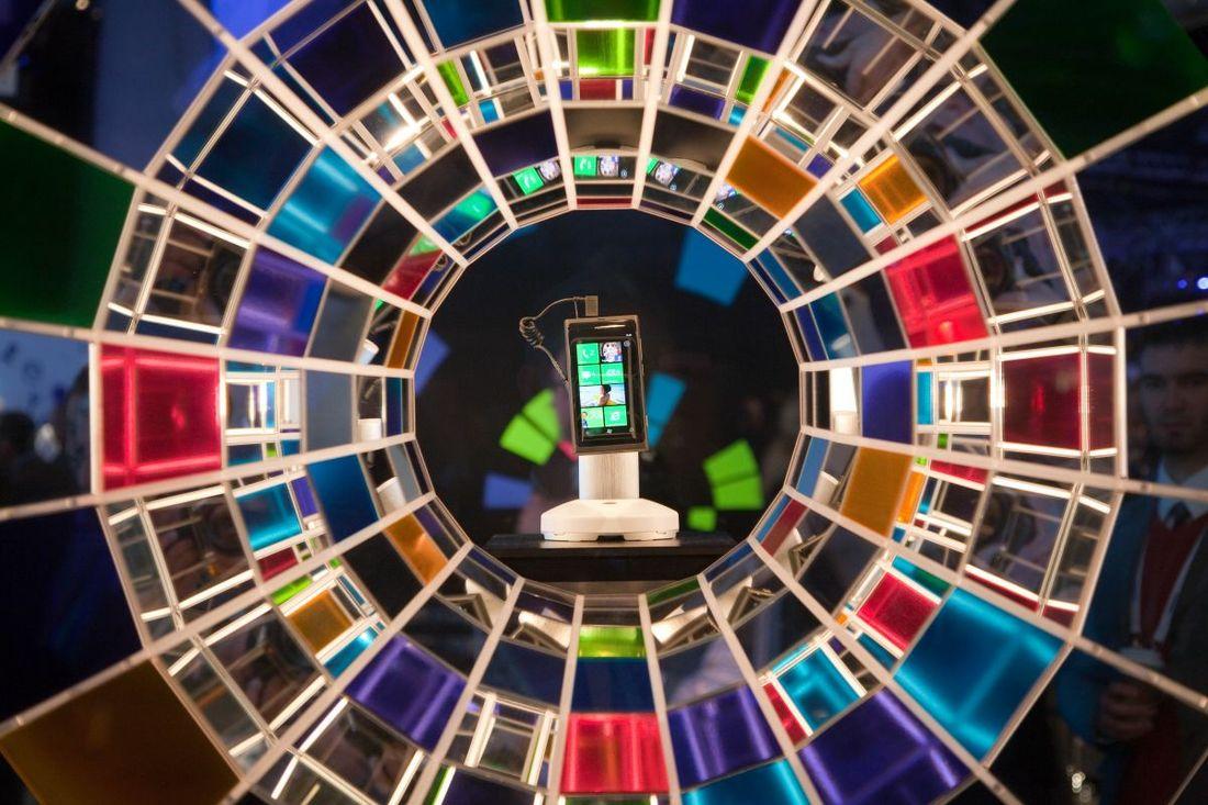 nokia world 2011 lumia 800