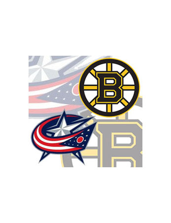 Video Blue Jackets vs. Video Bruins