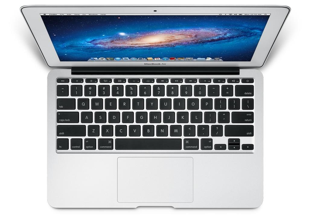 Apple MacBook Air 11-inch stock 1024