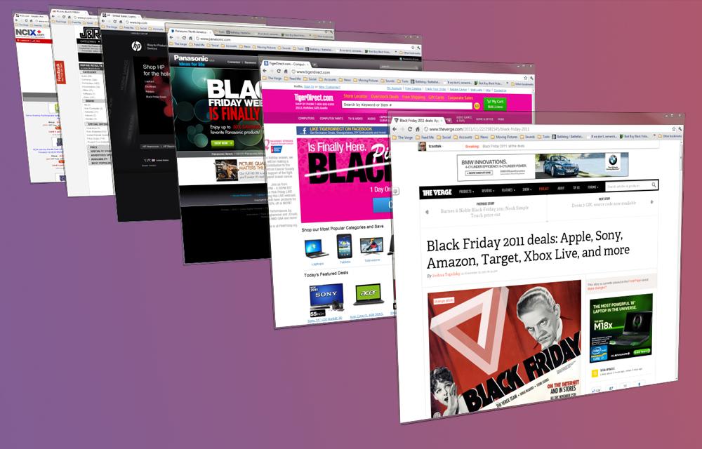 Web deals black friday