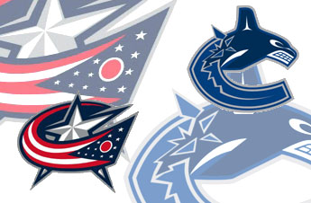 Bizarro Game Day Matchup 30: Video Blue Jackets vs. Video Canucks