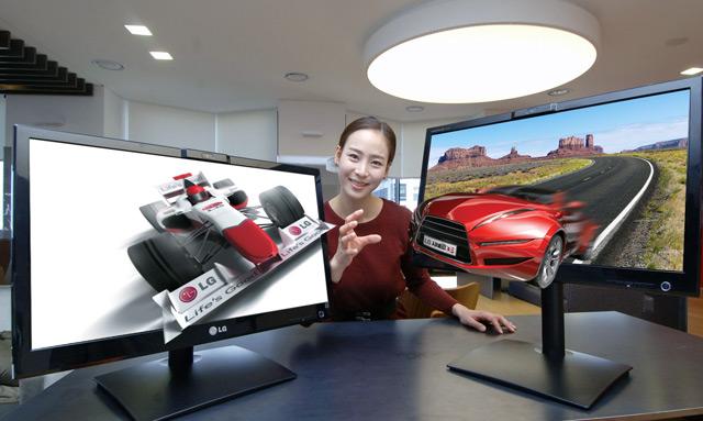 lg dx2500 3d monitor