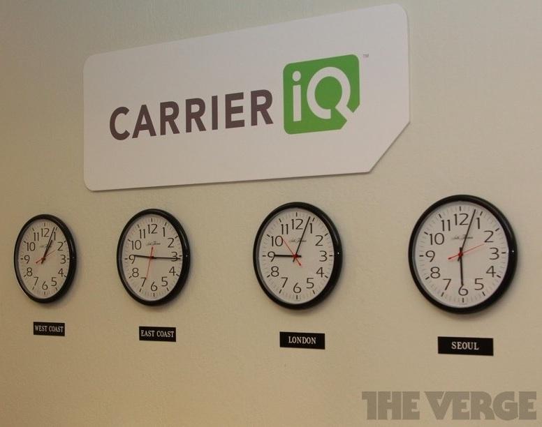 Carrier IQ Clocks 776