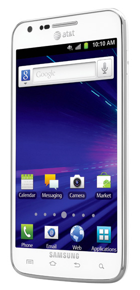 Samsung Galaxy S II Skyrocket (white)