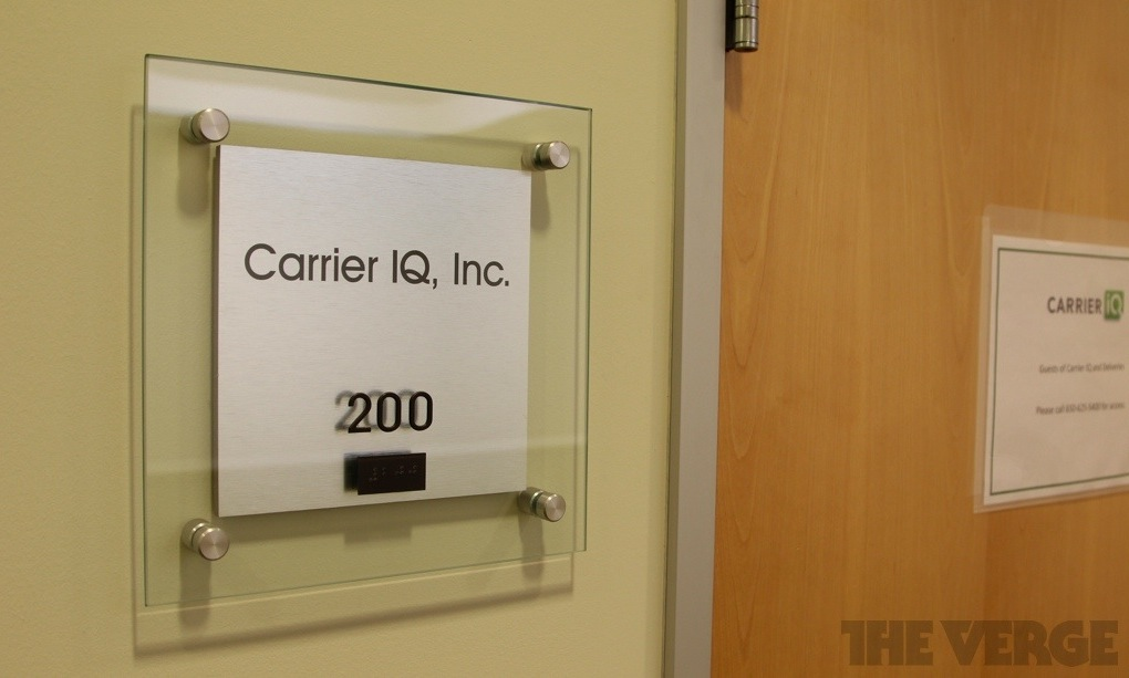 carrier iq door 1020