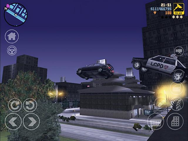 GTA 3 10th Anniversary 640 x 480
