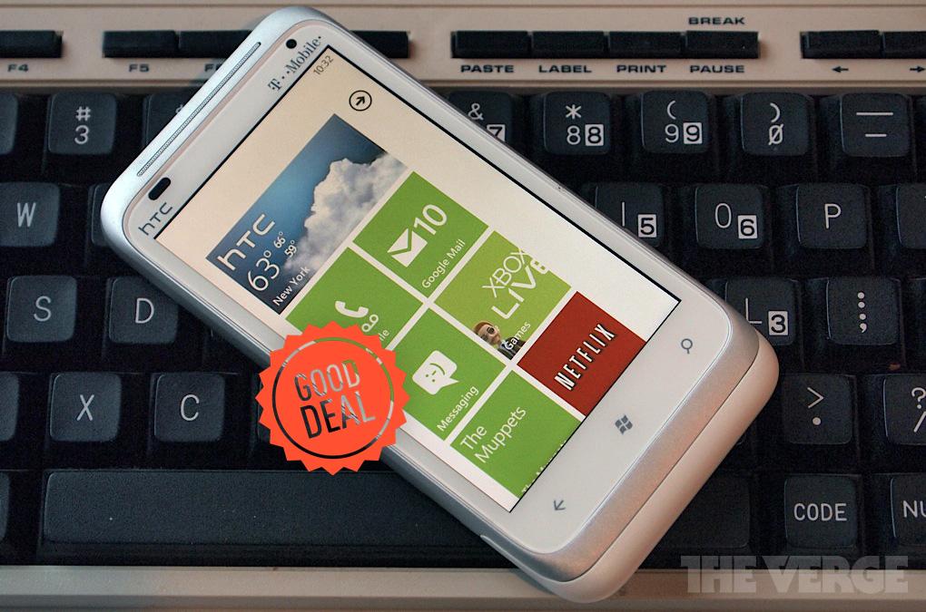 HTC Radar 4G Good Deal