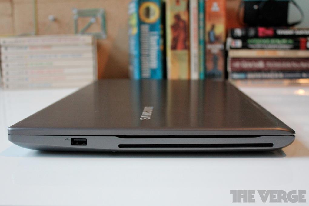Samsung Series 7 Chronos laptop review