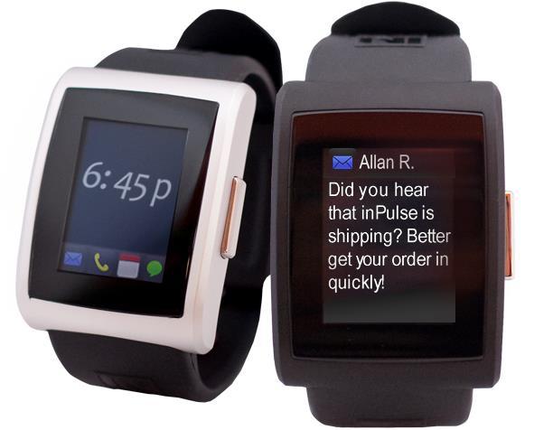 Inpulse Smartwatch