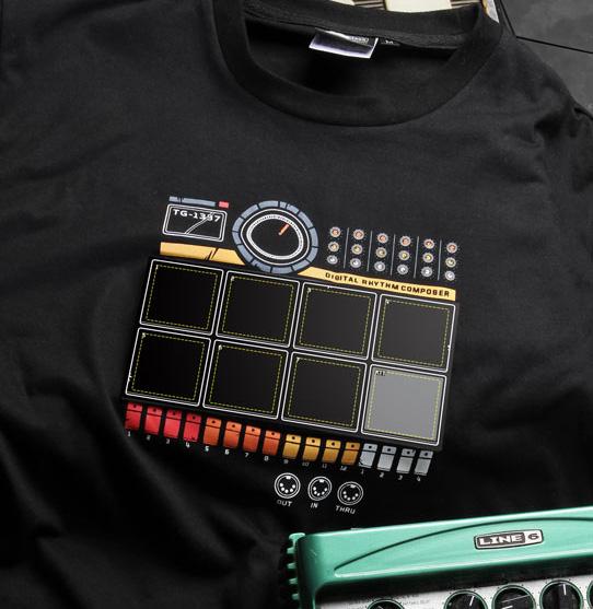 Drum Machine T-Shirt
