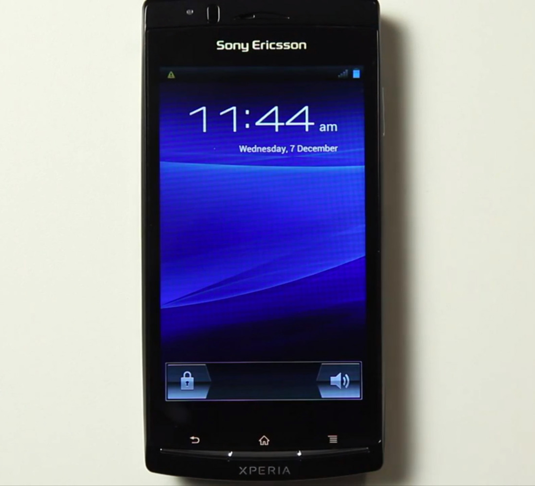 Sony Ericsson Android 4.0 preview ROM
