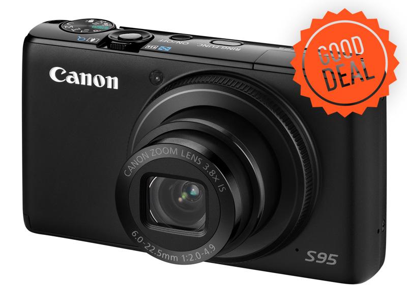 Canon PowerShot S95 Good Deal