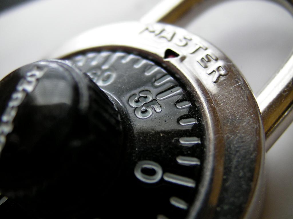 Combination Lock (Flickr)