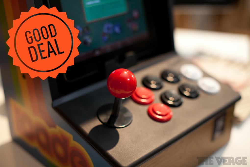 icade gaming arcade stick good deal