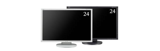 NEC LCD-EA243WM Monitor