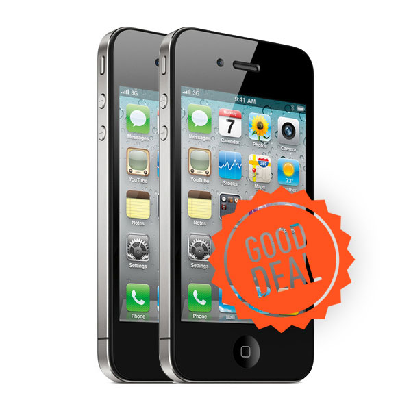 iPhone 4 BOGO Good deal