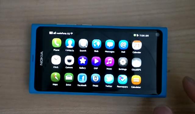 Nokia N9 Tweak