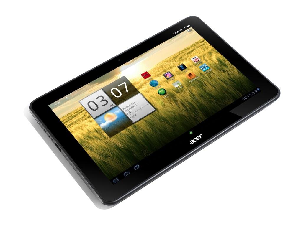 Gallery Photo: Acer Iconia A200 press photos