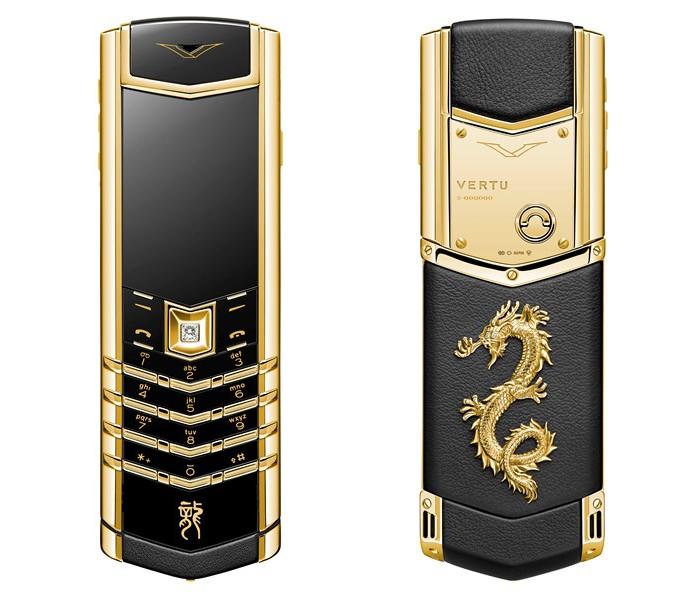 Vertu Dragon Phone