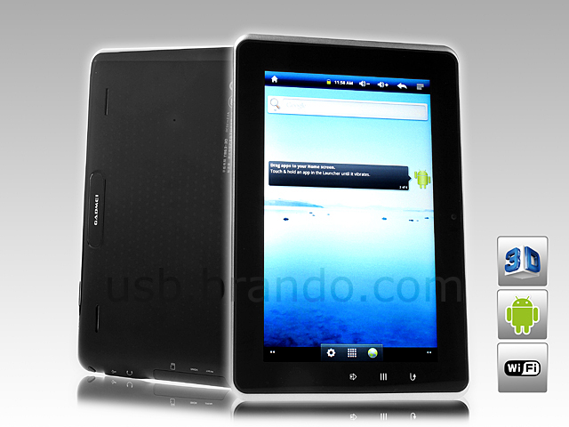 Gadmei T863 Glasses-Free 3D Tablet