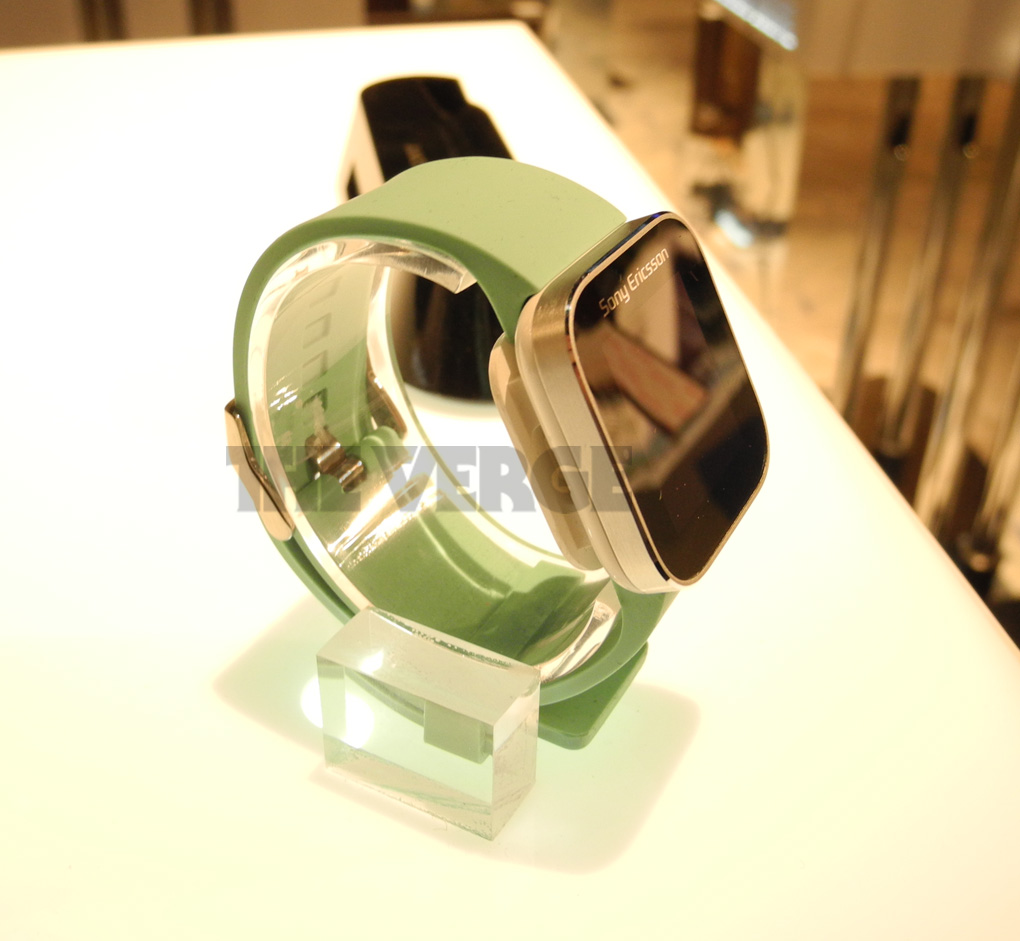 Sony Ericsson watch