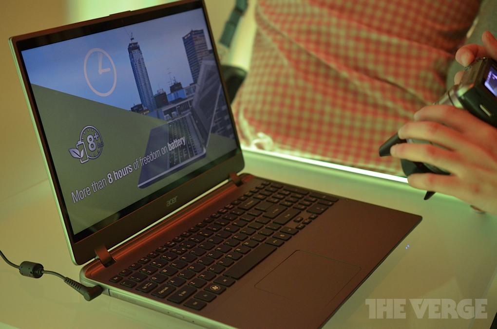 Acer Timeline Ultra hero 1