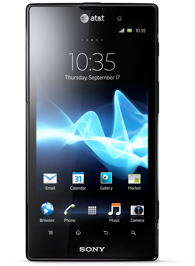 Gallery Photo: Sony Xperia Ion press pictures