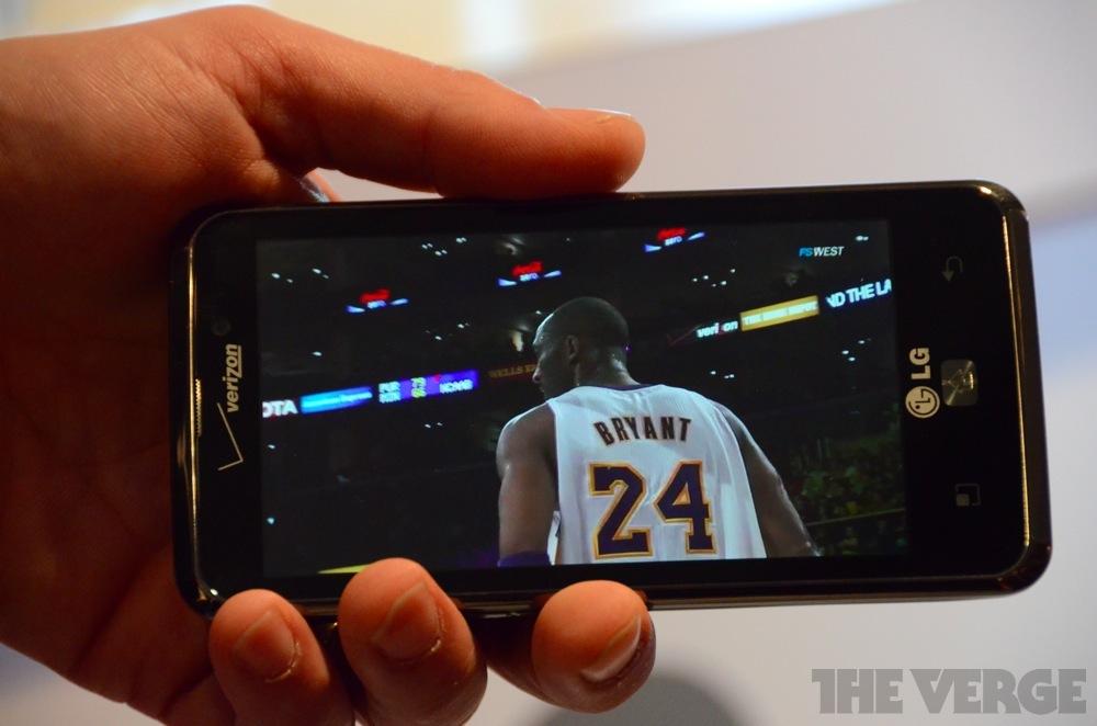 Gallery Photo: LG Spectrum hands-on photos
