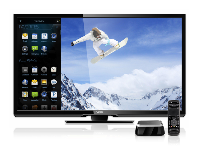 Vizio VAP430 Media Streamer with Google TV