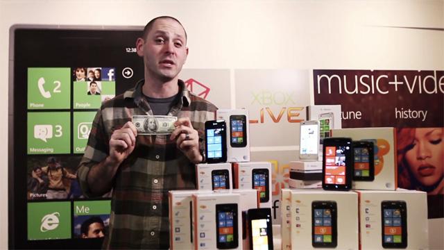 Windows Phone $100