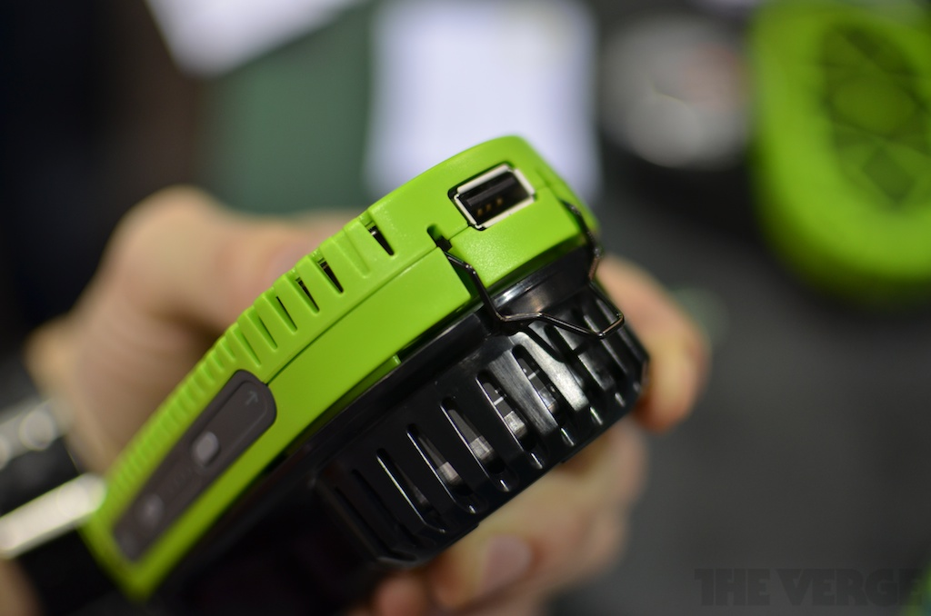 Gallery Photo: Powertrekk fuel cell charger pictures