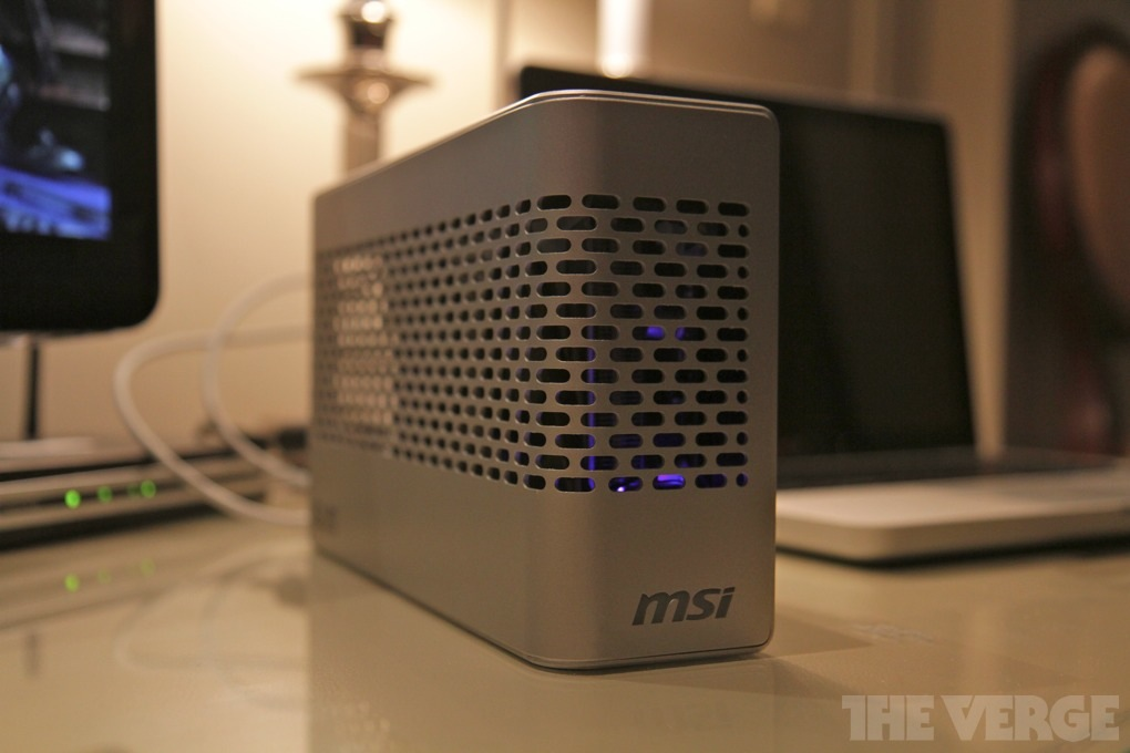 Gallery Photo: MSI GUS II hands-on