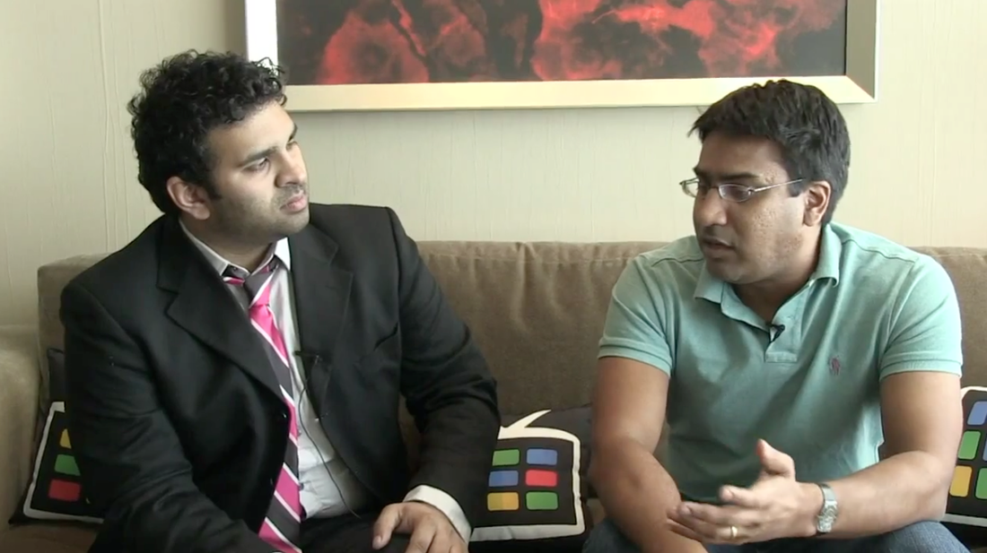 Interview with Rishi Chandra