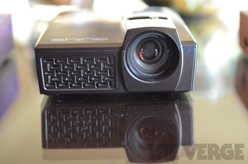 Velocity Micro Shine Projector