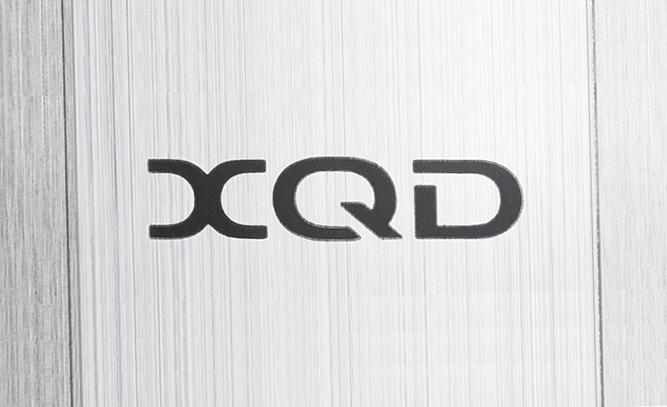 XQD logo macro